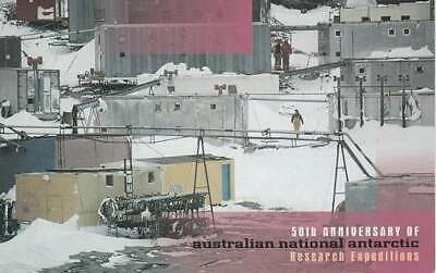 Australian Antarctic Territory 1997 Stamp Pack - Research Expedition