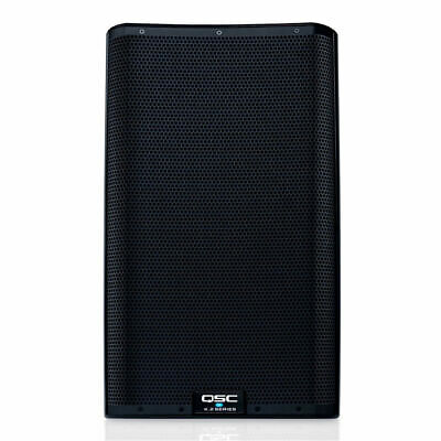 """QSC K12.2 Active 2000W 12"""" PA Speaker with FREE Toe Bag"""