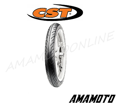 Gomma-Pneumatico Ant-Post Cst 2 3/4-16 46J Tl Per Scooter