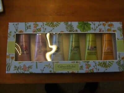Crabtree & Evelyn - Hand Therapy Gift Set - (6 x 25ml)