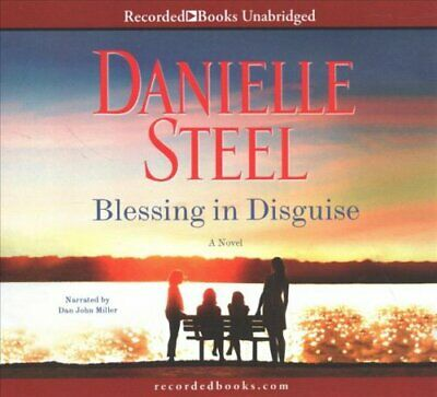 Blessing in Disguise by Danielle Steel 9781980027607 | Brand New