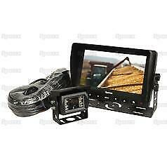 Wired Reversing Camera System with 7″ LCD Monitor & Camera  S.115175 Sparex