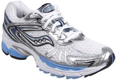 Saucony ProGrid Ride 5 Womens Running Shoes Sneakers Neutral Runner Size 7 38