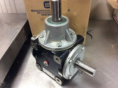 Von Ruden 90-58 Bevel Gear Box (New)