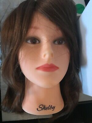 "Paul Mitchell Training ""Shelby"" mannequin head NEW"