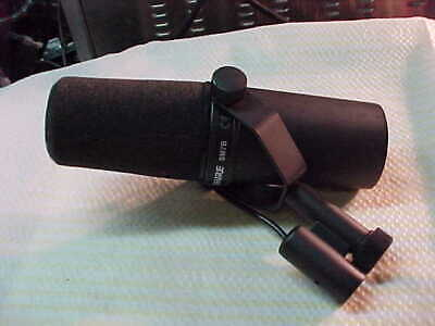 Shure SM7B Dynamic Wired Microphone