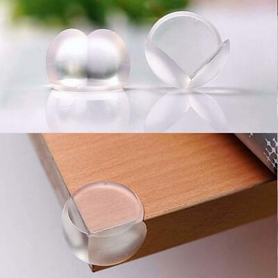 Soft Desk Table Guard Edge Adhesive Tape Child Baby Safety Corner EH7E 02