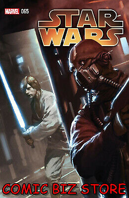 Star Wars #65 (2019) 1st Stampa Dipinto Principale Cover Marvel