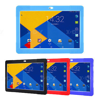 XGODY 10 Inch HD Tablet Computer PC Quad Core Android 6.0 GPS 3G Wifi Dual SIM