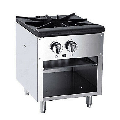 ETL - Single Stock Pot Stove -Commercial Kitchen -