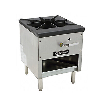 ETL - Double Stock Pot Stove- Commercial Kitchen -
