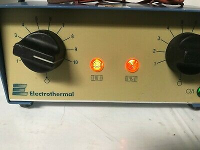 Electrothermal MC240X1 2 Way Electrothermal Control Unit with heating cord
