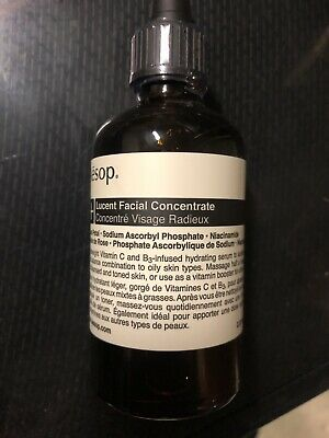Aesop Lucent Facial Concentrate 60 ml Free Shipping RPP $125