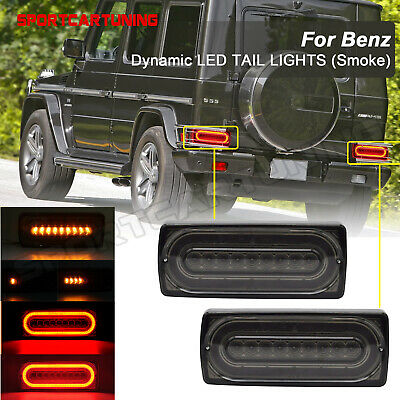NEW LED Rear Backup Lamp Light for BENZ G-Class W463 G50 G55 Smoke
