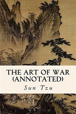 The Art of War (Annotated) by Tzu, Sun -Paperback