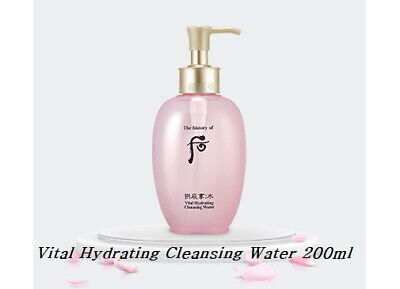 The History of Whoo SooYeon Vital Hydrating Cleansing Water Deep Gentle Cleansin