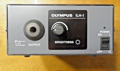 Olympus ILH-1 Light Source for fiber optic light / inspection.