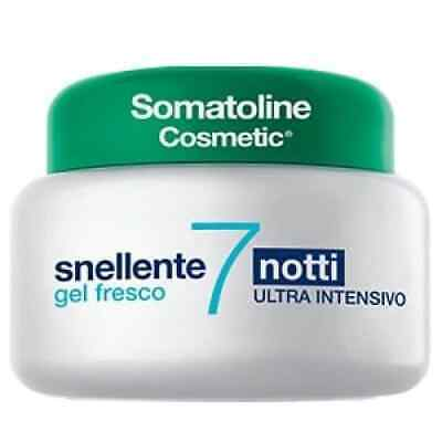 Somatoline Cosmetic 7 Notti | Gel 400 ml