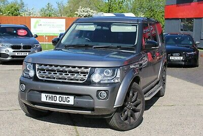 LAND ROVER DISCOVERY 4 3.0 4 TDV6 GS 5d AUTO 245 BHP