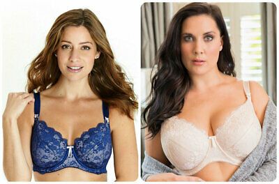 Pour Moi? Amour U/W Bra In Midnight (N28)