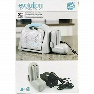 Evolution Advanced Removable Die-cutting And Embossing Machine Motor By We R -