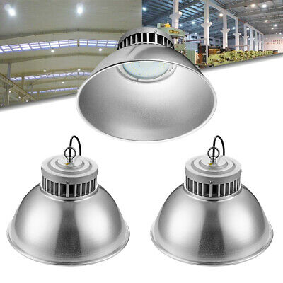 3X 70W DEL High Bay Light Industriel Lampe Entrepôt Lighting blanc froid IP54