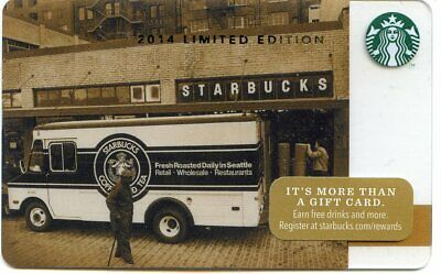 Newest 2019 Starbucks Corporate Technology #6169 It Not In Stores Gift Card