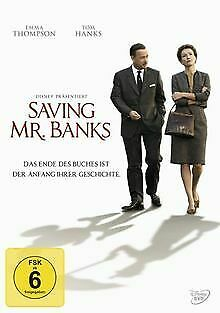 Saving Mr. Banks von John Lee Hancock | DVD | Zustand gut