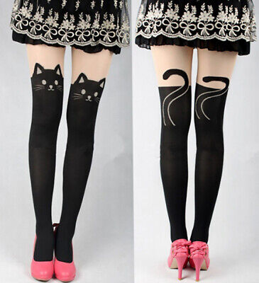 Collants chatte pic