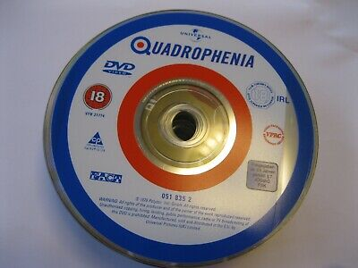 QUADROPHENIA starring Sting, Kate Williams, Phil Daniels -DISC ONLY (DS50) {DVD}