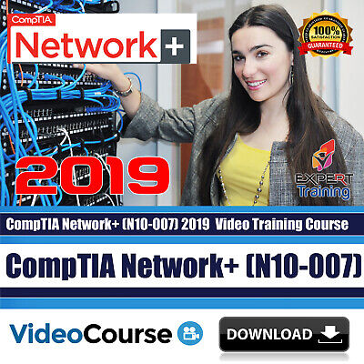 CompTIA Network+ (N10-007) 2019 updated Video Training Course DOWNLOAD