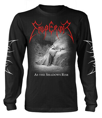 Emperor 'As The Shadows Rise' (Black) Long Sleeve Shirt - NEW & OFFICIAL!