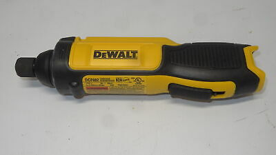 Dewalt DCF682 Inline Gyroscopic Screwdriver ( Tool Only )