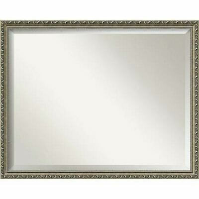Amanti Art Parisian Silver Large Wall Mirror - DSW1290278