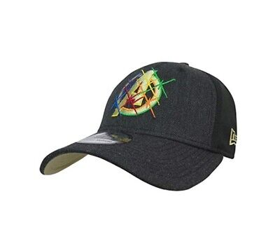 Neo Spider-Man Symbol Marvel 39Thirty New Era Fitted Hat Large//Xlarge