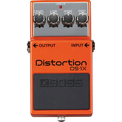 Boss DS-1X Distortion Special Edition Pedal
