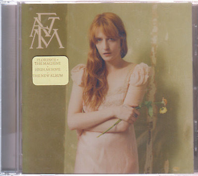 CD- Florence + The Machine High As Hope BRAND NEW SHIPS NOW!