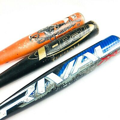 EASTON S300, RAWLINGS RX4, Easton Magnum, youth Baseball Bat bats