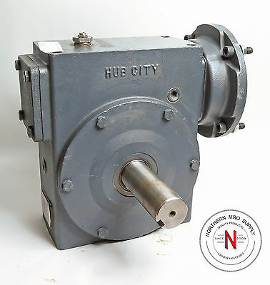 Hub City 0220-63850-384 Gear Reducer, Ratio: 40:1, Model: 384, Syle: A.
