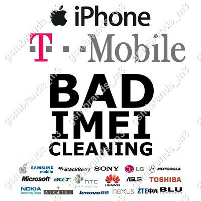 TMobile USA Cleaning Service LOST / STOLEN iPhone 6 6s 6+ 6s+ 7 7+ 8 8+ X XR XS