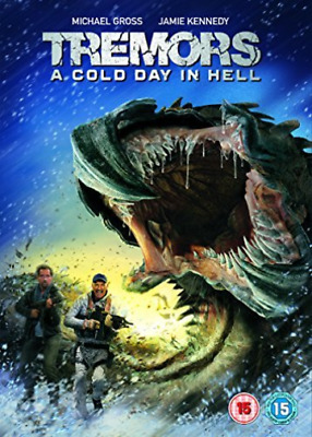Tremors A Cold Day In Hell Dvd (UK IMPORT) DVD [REGION 2] NEW