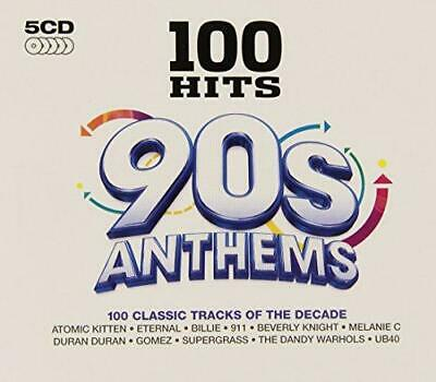 100 Hits - 90S Anthems, Various Artists, Good Box set
