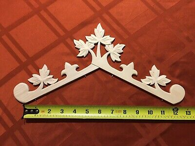 Antique Railroad Cuckoo Clock Topper Crown( Toppers-Toppers And More Toppers)