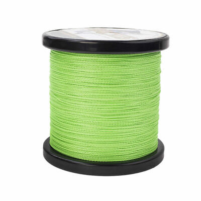 Hercules Braided Fishing  Line 300M 500M 1000M Super Fluorescent Green 10-300LB