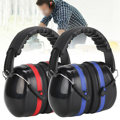 Folding Ear Defenders SNR 35dB Protectors Hearing Safety Adult For Shooting UK