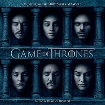 Ramin Djawadi - Game of Thrones (Music from the HBO Series-Vol.6) CD SONY C NEW