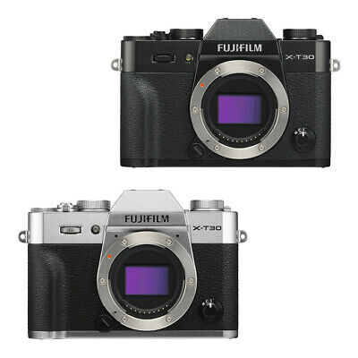 NEW FUJIFILM X-T30 26.1MP MILC Camera BODY