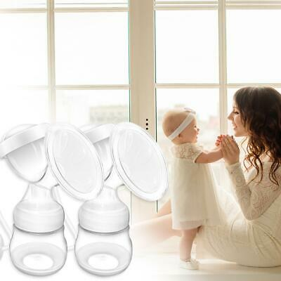 Automatic Double Intelligent Electric Handfree Breast Pump Infant Baby Feeder