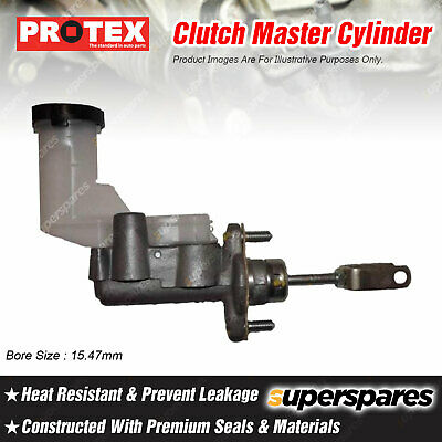 1x Protex Clutch Master Cylinder For Holden Rodeo RA TFR85 TFS85 Diesel 3.0L