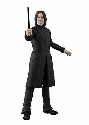 Bandai S.H.Figurines Severus Rogue Harry Potter Séries Japon Officel